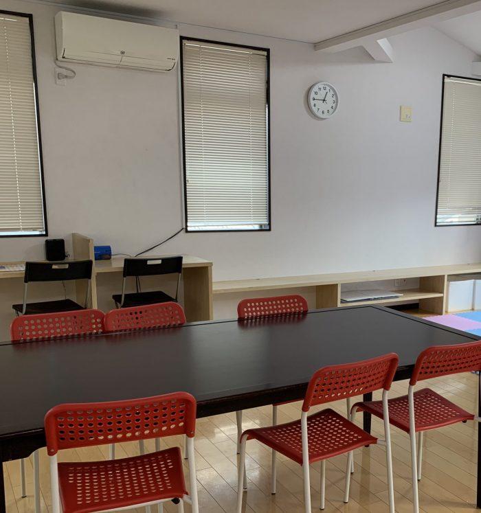 チューターのいる自立型学習スペース Study Hall